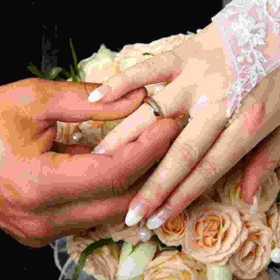 Platinum ring for engagement