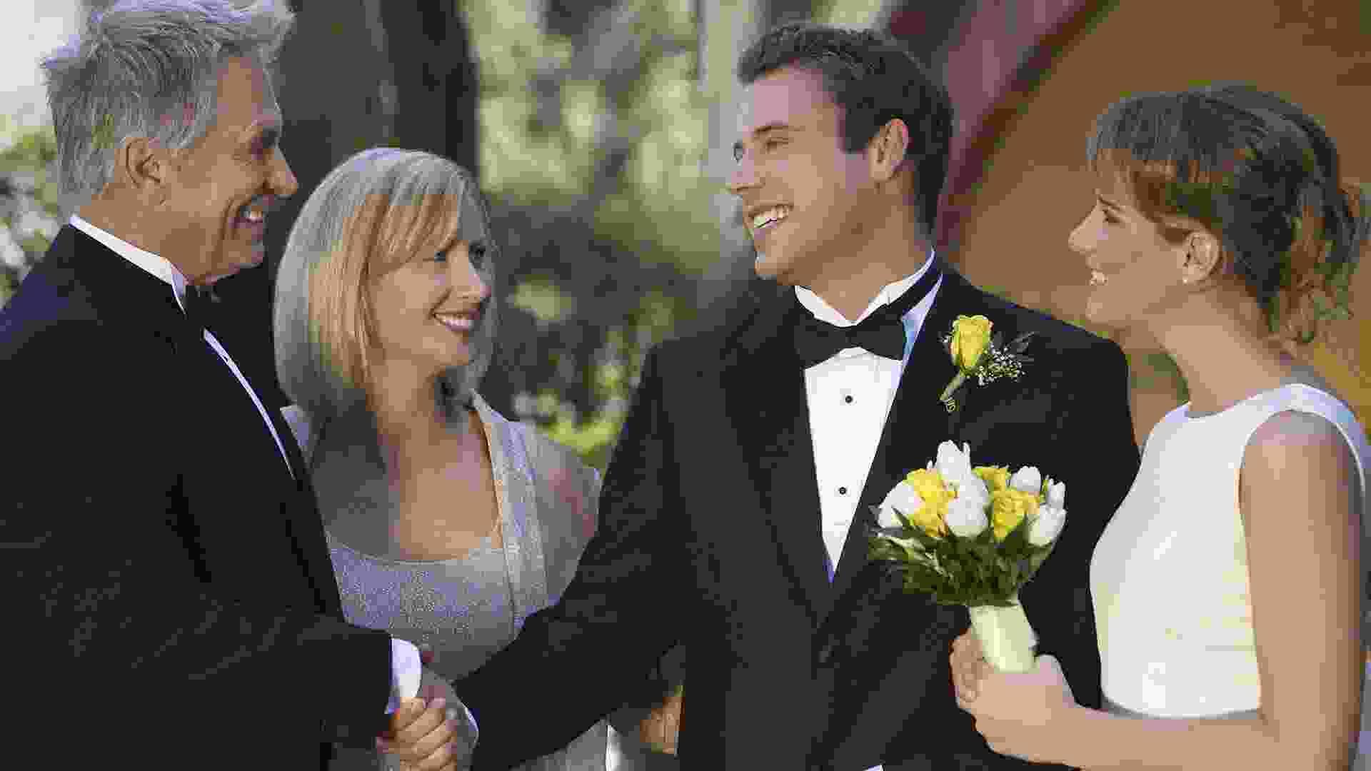Jacques weds Alaina